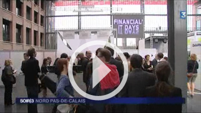 Le Financial'IT Day sur Soir 3